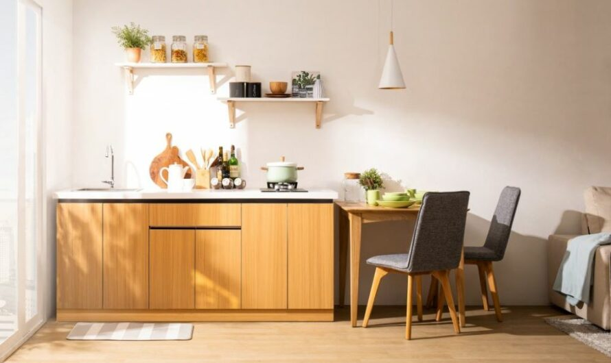 Trend Interior terbaru dengan Lay-out Adaptive dan Furniture Space-Saving