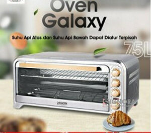oven Galaxy Signora review